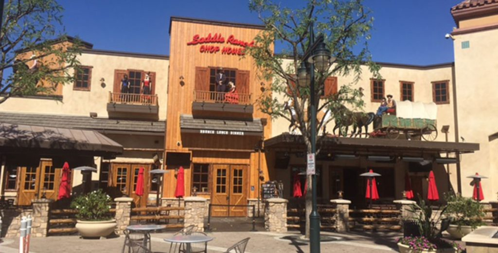 Saddle Ranch at Westfield Valencia Town Center - Saddle